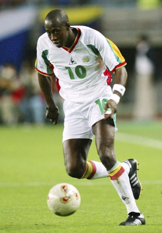 Aunque su diseño no fue la gran cosa, la playera de Senegal para la Copa...