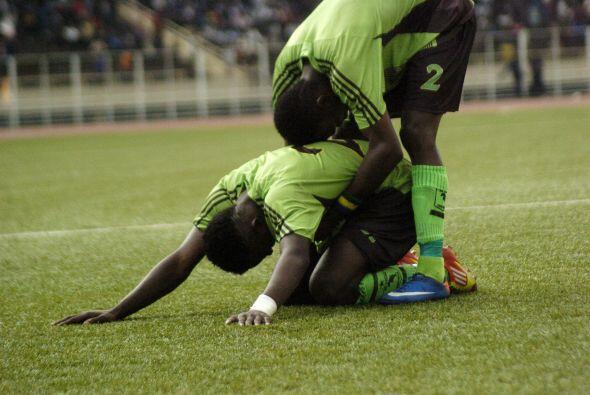 El Vita Club del Congo perdió en el partido de ida de la primera ronda d...