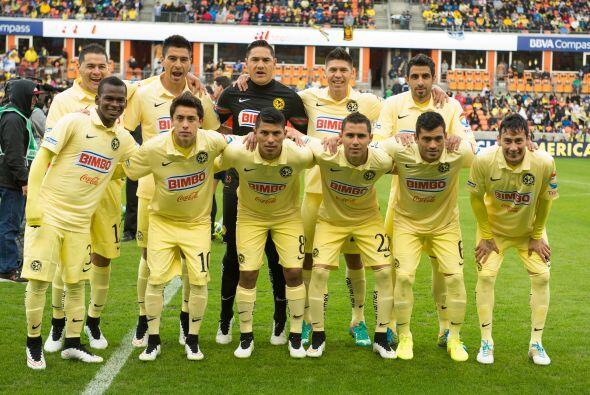 El vigente Campeón de la Liga MX, América, no escatim&oacu...