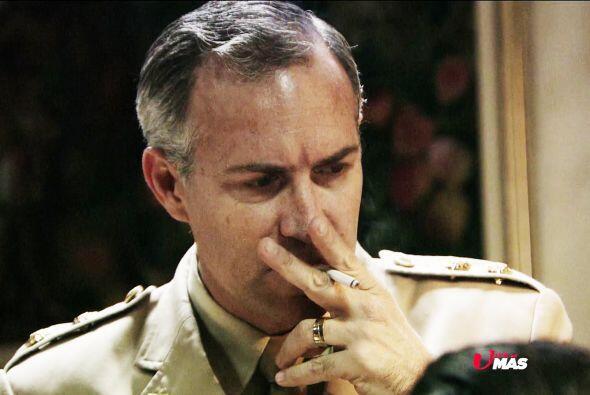 Guerrero contrató a un investigador privado para que siguiera a su esposa.