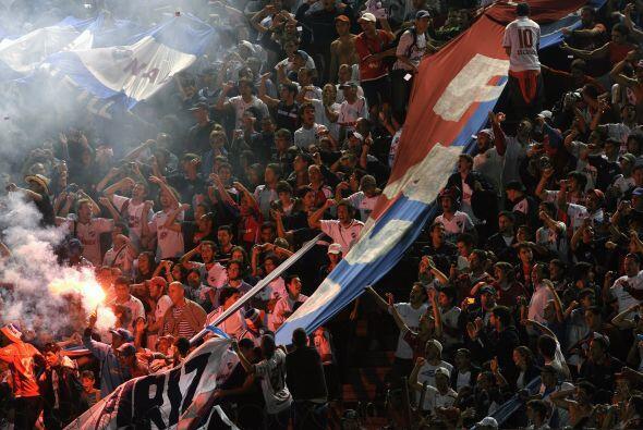 El partido se jugó en el estadio Diego Maradona de Buenos Aires y...