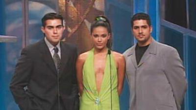El día que Karla Martínez sacó la JLo que lleva dentro (y usó un vestido digno de la Diva del Bronx)