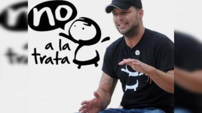Ricky Martin trata humana