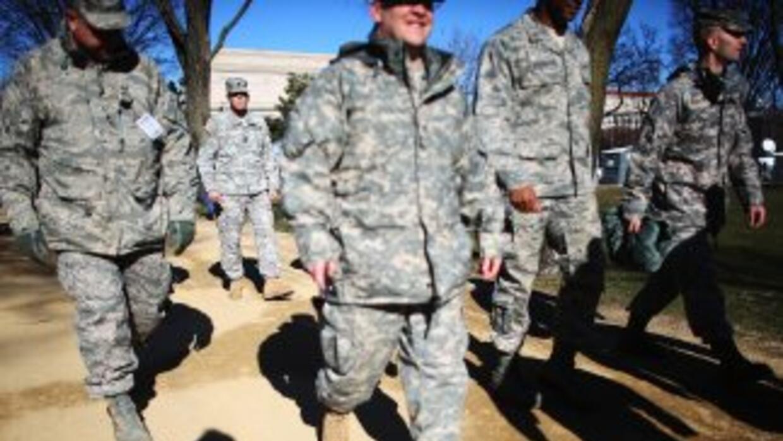 El ejército se verá forzado a realizar recortes por 15 mil millones de d...