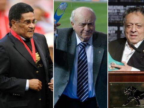 El mundo del deporte se despidió de grandes figuras este 2014, pe...