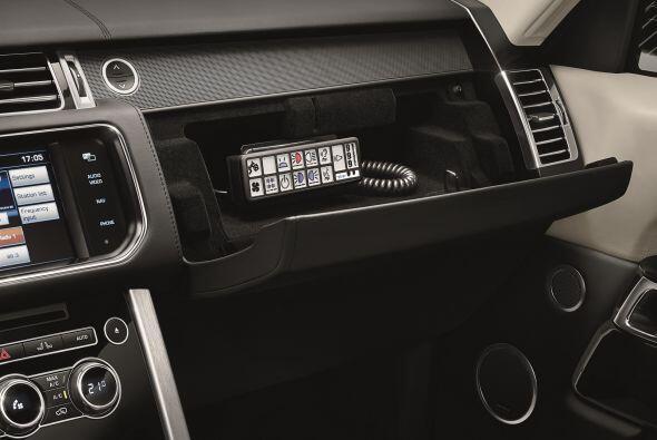 El Range Rover Sentinel se mostrará al público en la Defence and Securit...