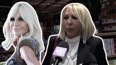Obsesionada por la belleza: hijas de Laura Bozzo les preocupa que su mamá luzca como Donatella Versace