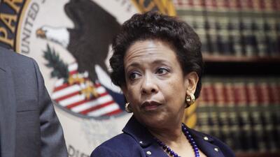 Lynch promete acabar con la corrupción en la FIFA