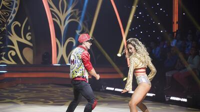 En fotos: los bailes de Rommel Pacheco