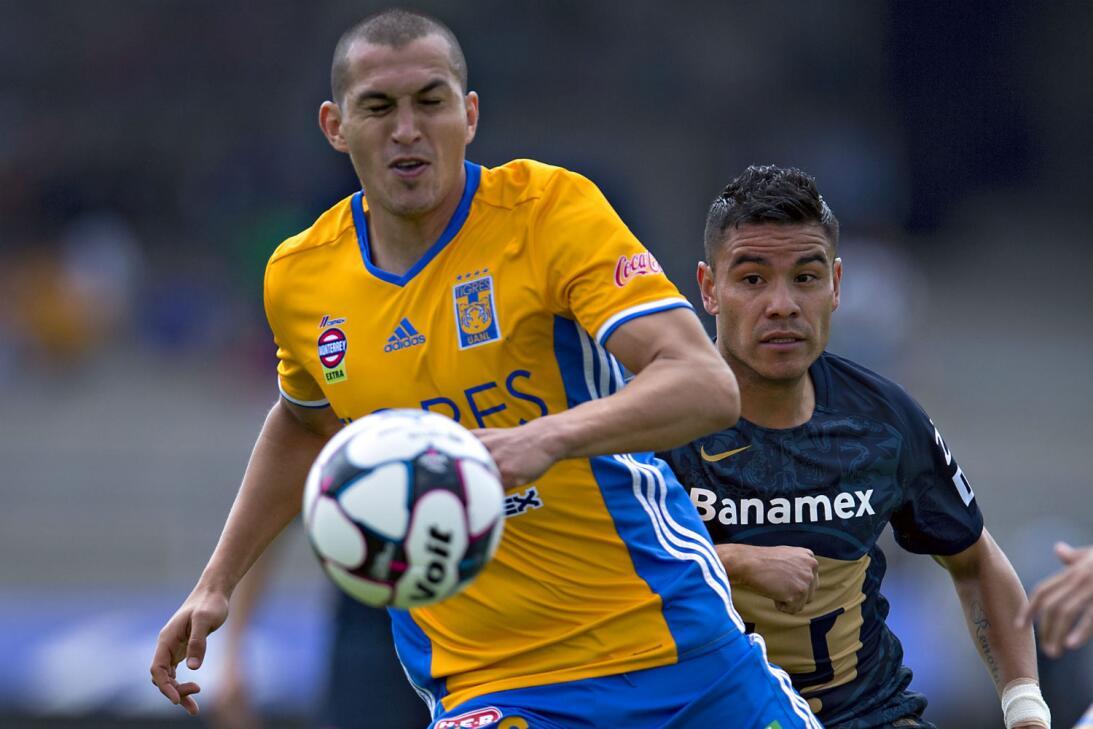 El 'once ideal' previo al arranque del Clausura 2017 de la Liga MX. Jorg...
