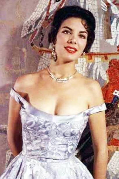 Creció y se convirtió en una bella actriz y particip&oacut...