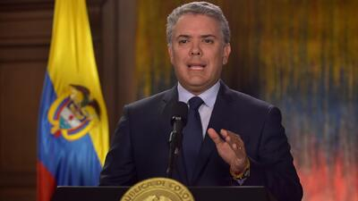 Presidente de Colombia le pide a Cuba que entregue a los 10 líderes del ELN que están en la isla