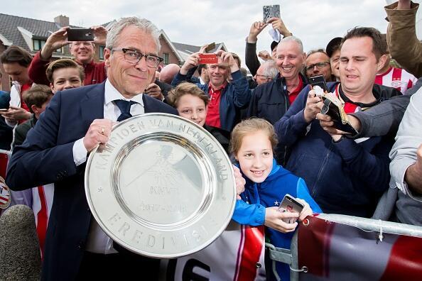 En fotos: Hirving Lozano es campeón de la Eredivisie con el PSV 94651217...