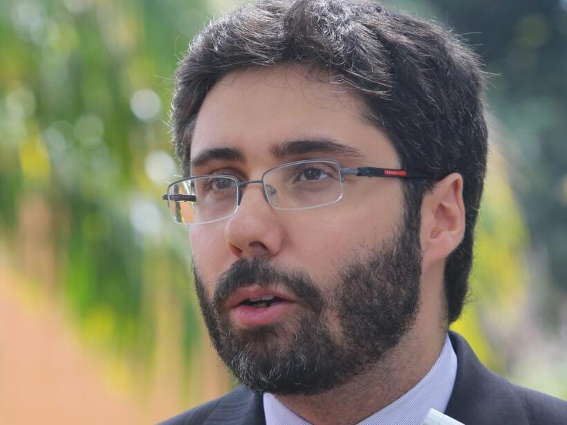 Maximiliano Arbelaez embajador de Venezuela en Brasil