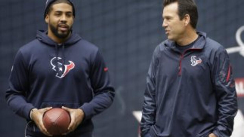 Arian Foster está recuperado (AP-NFL).