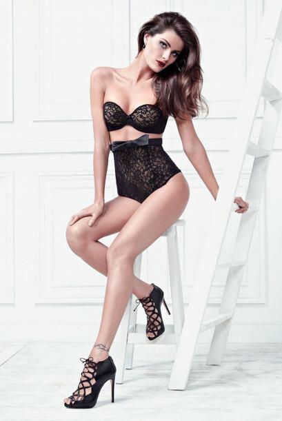 Isabeli FontanaCon 31 años, esta modelo conquista la pasarela que le pon...
