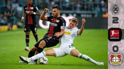 El Leverkusen tropieza en su visita al Monchengladbach
