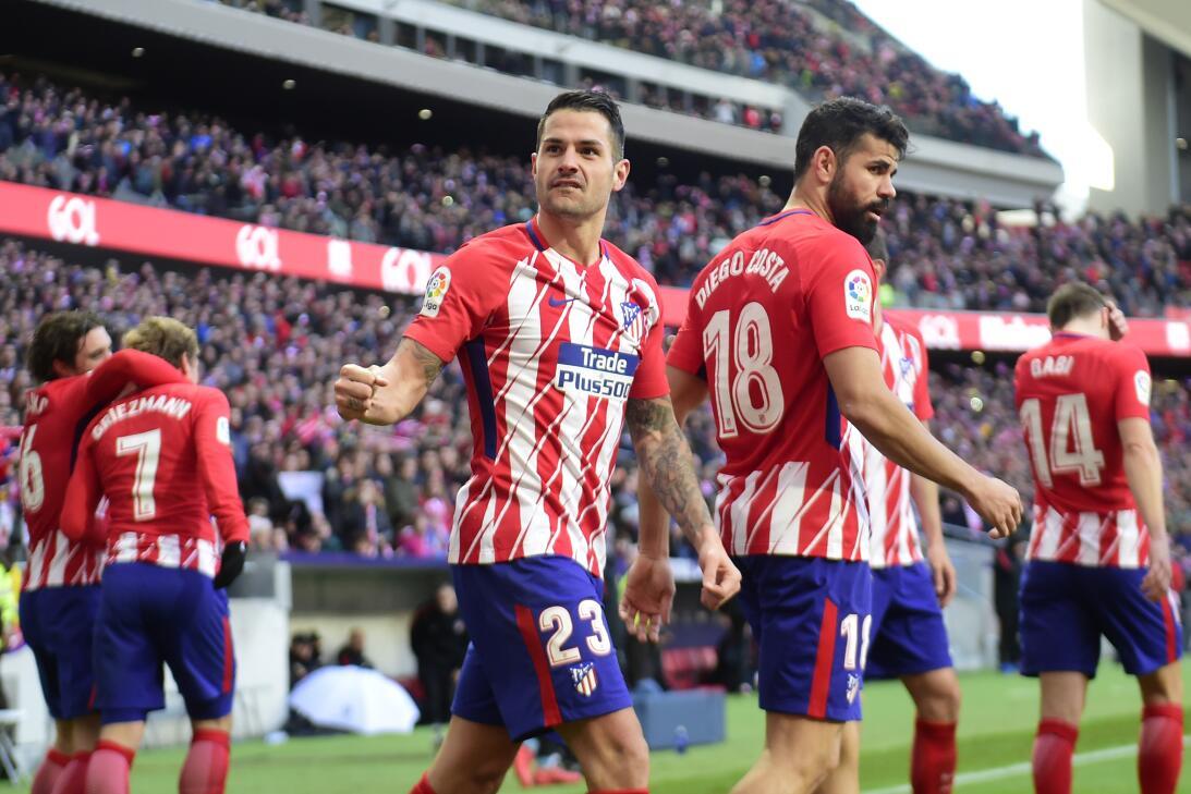 13. Atlético de Madrid (España) - 334,8 millones de dólares