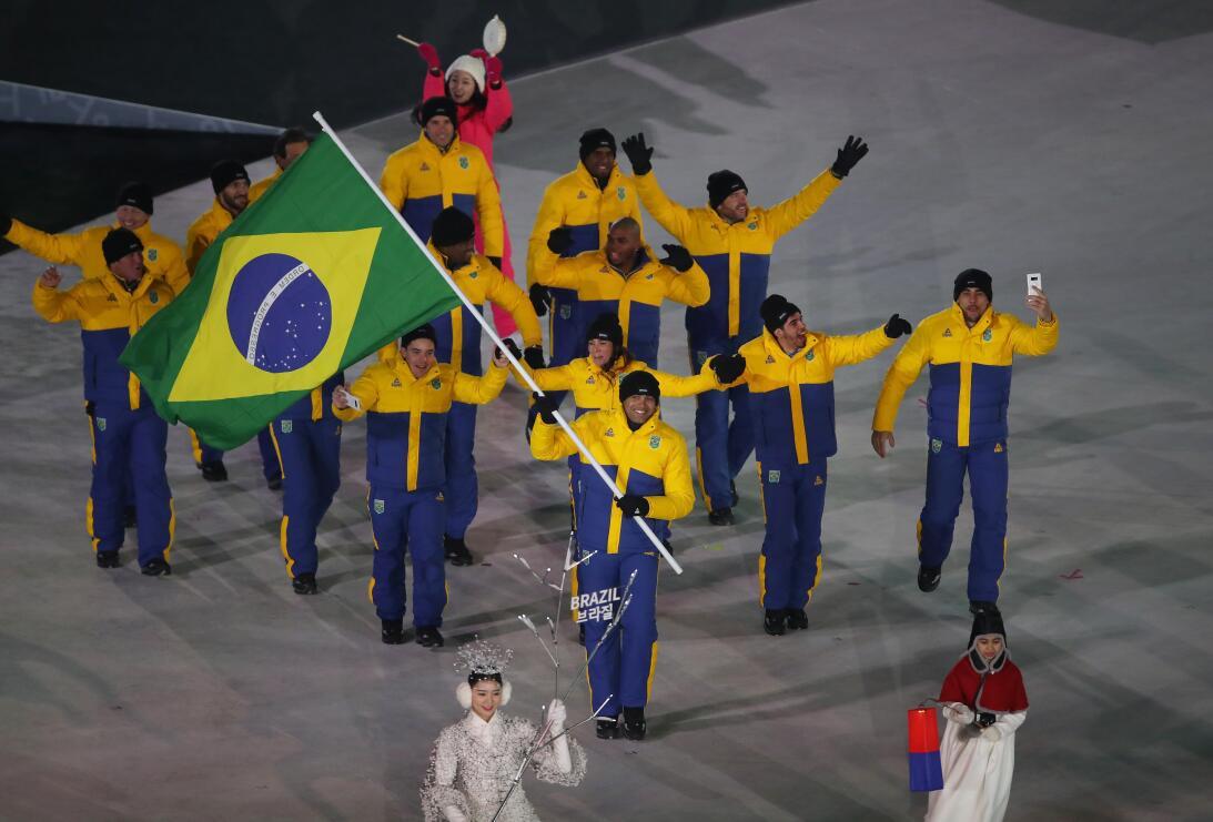 Los Juegos de Pyeongchang fueron inaugurados con tensión política y pres...