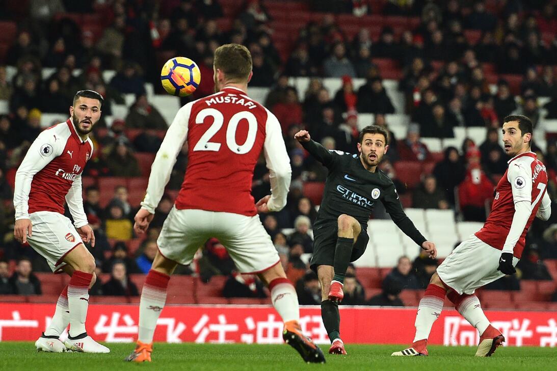 El City le repite la dosis al Arsenal, pero esta vez en la Premier Leagu...
