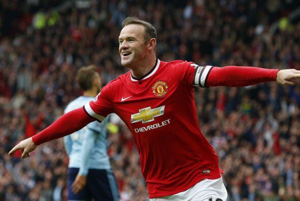 Otro que rompería corazones y dividiría opiniones es Wayne Rooney, el de...