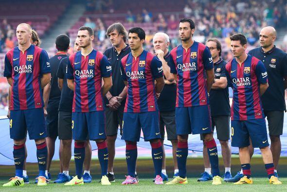 El Barcelona le ha cambiado la cara a su plantel. Urgido tras quedar en...