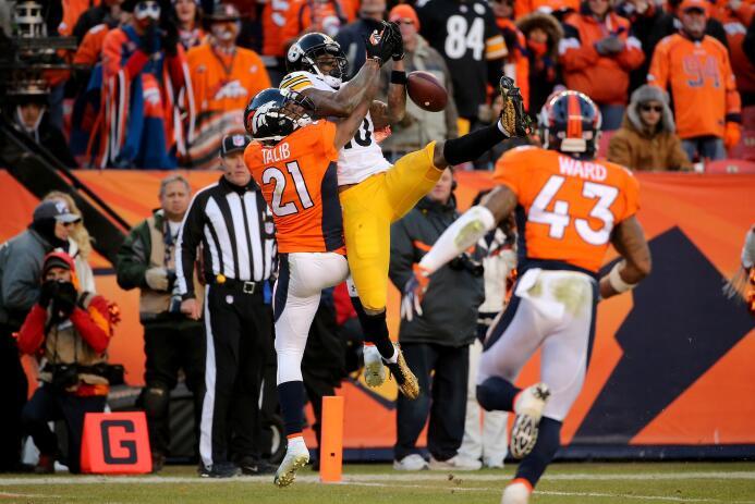 Checa las mejores tomas del juego que los Broncos ganaron 23-16 a los St...
