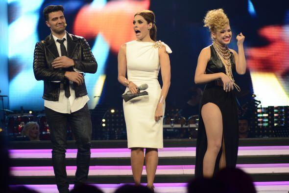 En la sexta gala, todo el equipo de Jencarlos no cantó, pero Paloma nos...