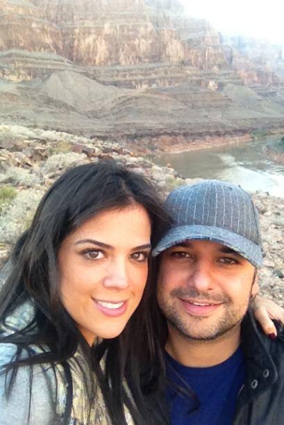 Andrés es parte del equipo del cantante hace 15 años. Carolina y él vola...