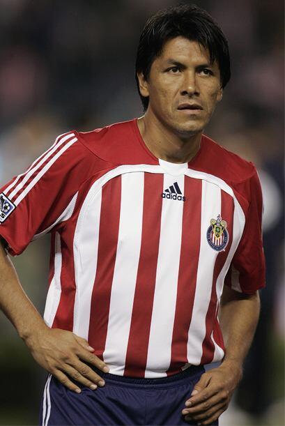"""El """"Emperador"""" Claudio Suárez, mundialista con México en el '94 y '98, j..."""