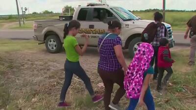 Organizaciones prestan ayuda humanitaria para inmigrantes en la frontera