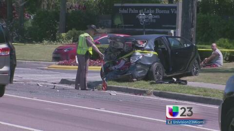 Adolescente de Hialeah muere en accidente cuando regresaba de Orlando