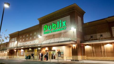 Publix: la compañía más admirada en Florida, según Fortune