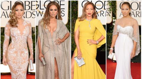 Vestidos Jennifer Lopez