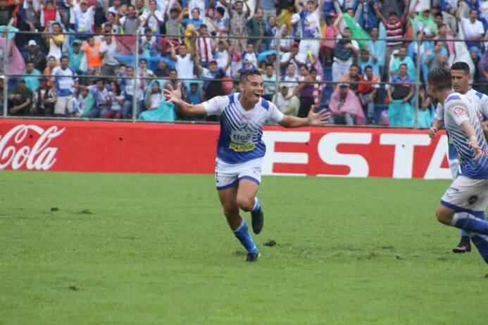 (Liga Nacional) - Suchitepéquez [1]-1 Municipal: Emmanuel Tapia puso el...