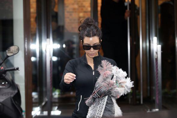 Kim quiere llegar al altar con un cuerpazo.Vota aquí por los nomi...