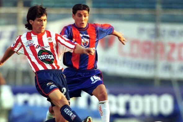 José Guadalupe Castañeda, el defensor mexicano tuvo sus mejores años en...