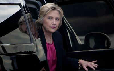La candidata demócrata viaja mucho y eso eleva las posibilidades...