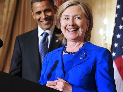 Obama se mantuvo por sexto año consecutivo como el hombre m&aacut...