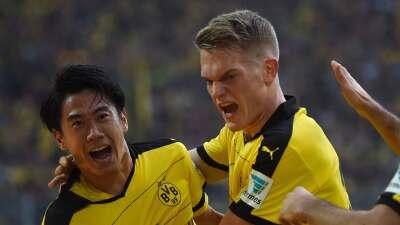 Dortmund se lleva el clásico ante Schalke
