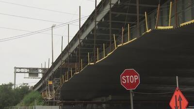 Inician los trabajos de rehabilitación del puente de la ruta 495 que generarán cerca de 2 años