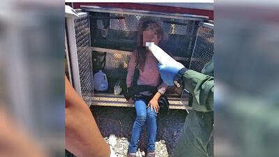 Una inmigrante retenida dos días por 'coyotes' dentro de una ambulancia se salvó de morir gracias a su celular