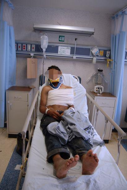 Un joven ecuatoriano logró sobrevivir reveló que el grupo...