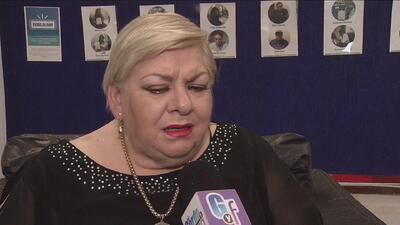Desesperada y con ganas de grabar: Paquita la del Barrio pide ayuda para que su casa disquera la deje trabajar