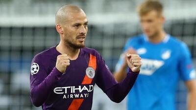 Manchester City nunca se rindió y le ganó 1-2 al Hoffenheim