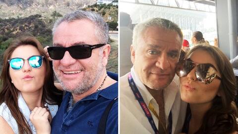 José Alberto Castro y Sofía Castro unieron su talento en '...