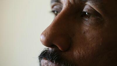"""Abad atravesó nadando el Río Grande: """"Es deshumanizante y traumatizante"""""""