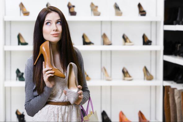 Aunque las mujeres no sentimos expertas en zapatos, no siempre sabemos e...