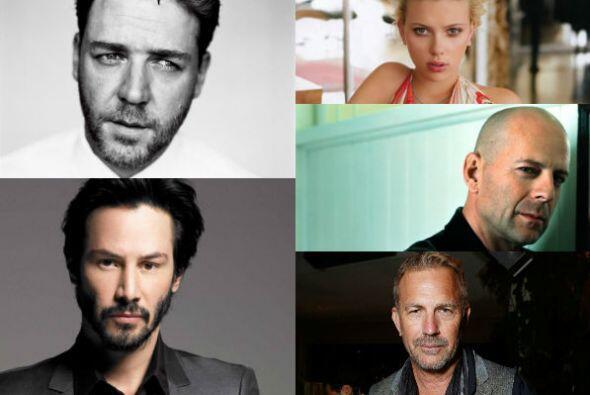 Algunos actores no se conforman con conquistar la pantalla y deciden tra...