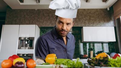 La dieta y los hábitos del 'Chef' Derbez